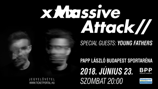 Massive Attack, Young Fathers