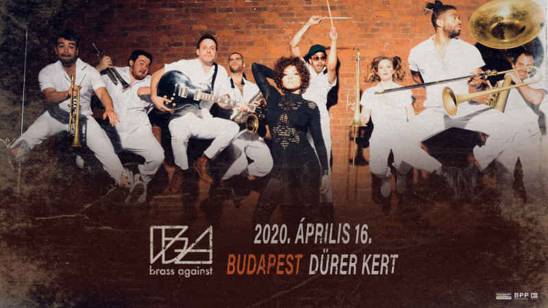 Brass Against koncert 2020