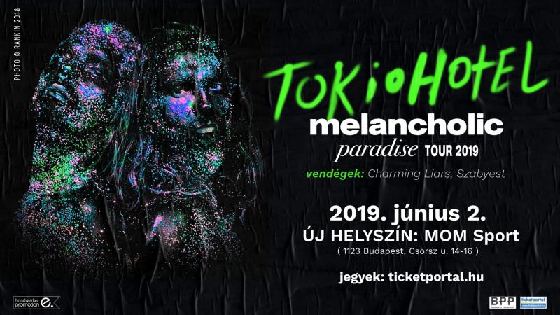 Tokio Hotel koncert Budapesten