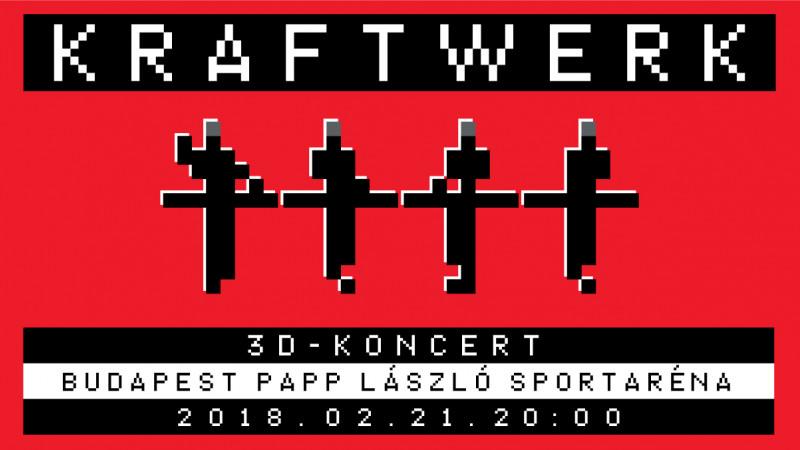 KRAFTWERK – 3D CONCERT
