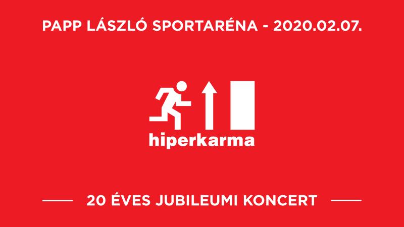 hiperkarma 20 koncert
